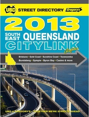 South East Queensland CityLink Directory 5th 2013