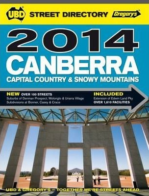 Canberra Capital Country and Snowy Mountains Directory 18th 2014