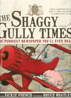 The Shaggy Gully Times