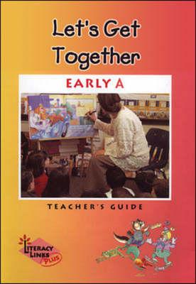 Let's Get Together: Emergent Level A: Teacher's Guide