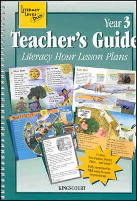 Literacy Hour Lesson Plans Year 3 Teachers' Guide