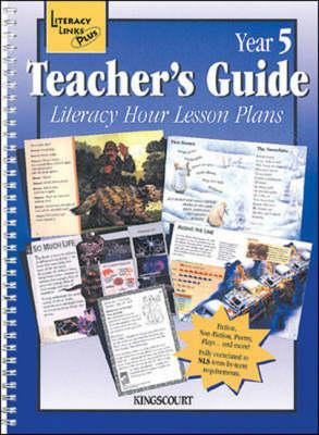 Literacy Hour Lesson Plans Year 5 Teachers' Guide