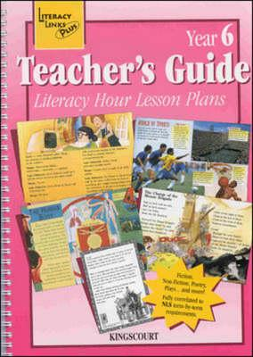 Literacy Hour Lesson Plans Year 6 Teachers' Guide