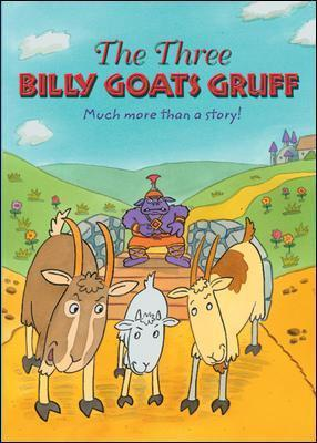 The Three Billy Goats Gruff Small Book