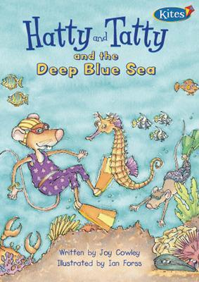 Hatty and Tatty and the Deep Blue Sea/Diving Deep 2 in 1 Big Book