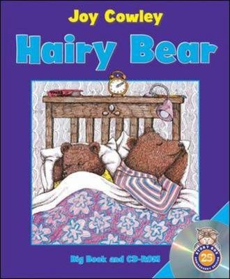 Hairy Bear Big Book And Cd Rom Level 14