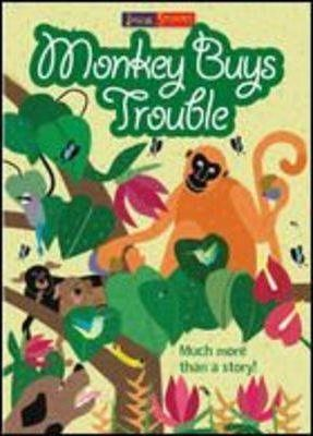 Monkey Buys Trouble Small Book
