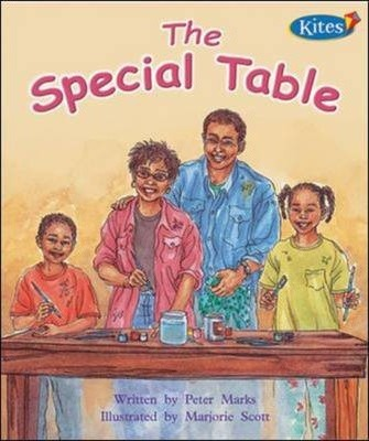 The Special Table 4-Pack (Level 22+)