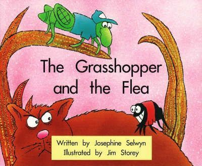 SB Grasshopper and the Flea