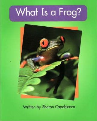 SB What is A Frog?