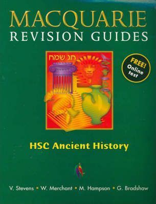 hsc ancient history vicky stevens 9780732988203 rh bookdepository com Revision Timetable GCSE Revision Guides