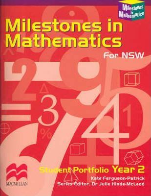 Milestones in Mathematics: Year 2 - Student Portfolio Book