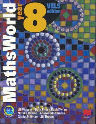 Maths World 8: Student Edition and CD-Rom