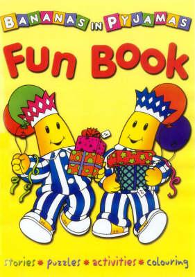 Bananas Fun Book