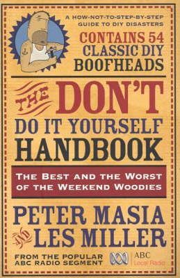 Dont do it yourself book peter masia 9780733315961 dont do it yourself book solutioingenieria Choice Image