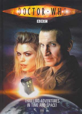 Dr Who Thrilling Adventures in Time and Space