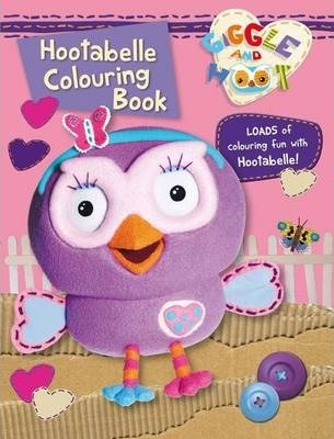 Hootabelle Colouring Book New Edition