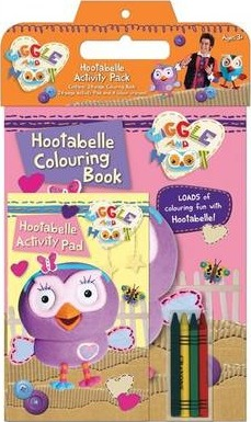 Hootabelle Activity Pack Giggle And Hoot 9780733332630