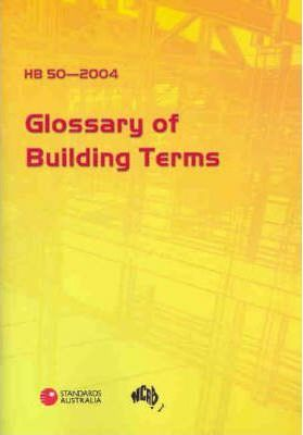 Glossary of Building Terms