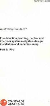 Fire Detection, Warning, Control and Intercom Systems