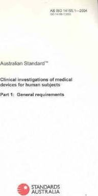 Clinical Investigations of Medical Devices for Human Subjects