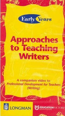 The Early Years Writing: Approache