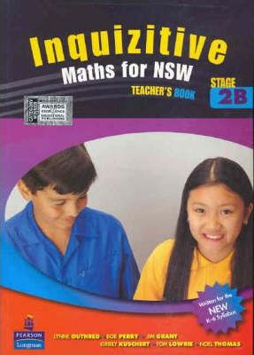Inquizitive Maths of NSW: Teacher's Book