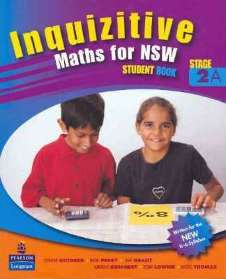 Inquizitive Maths of NSW: Student Book
