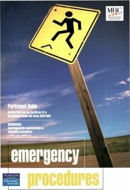 Emergency Procedures Participant Guide