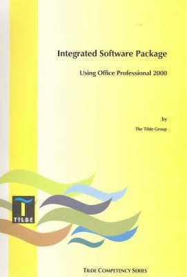 Integrated Software Package Using Office 2000