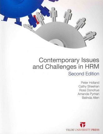 Contemporary Issues and Challenges in Human Resource Management