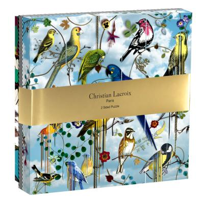 Christian Lacroix Birds Sinfonia 250 Piece 2-Sided Puzzle