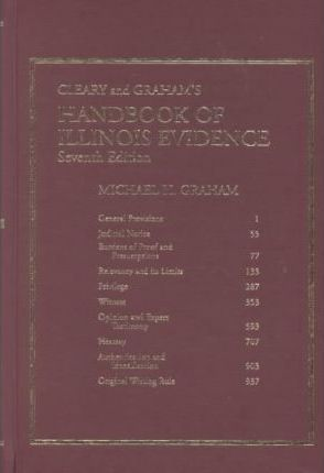 Cleary and Graham S Handbook CB
