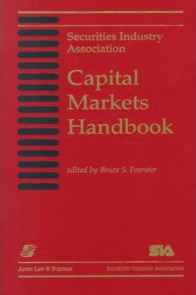 Capital Markets Handbook Sb