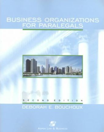 Business Organizations for PA Pb