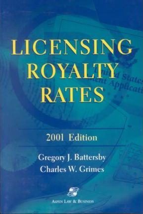 Licensing Royalty Rates 2001 Sb