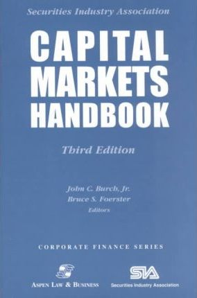 Capital Markets Handbook 3/E HB