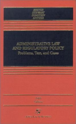 Administrative Law and Regulatory Policy