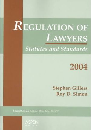 Regulation of Lawyers Statutory 2004