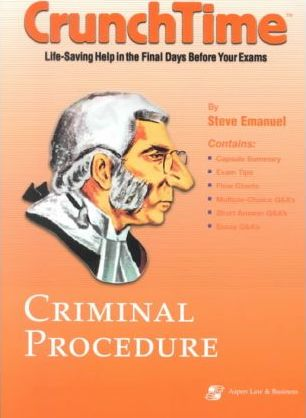 Criminal Procedure Crunchtime