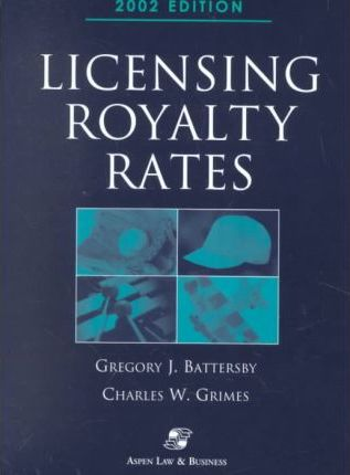 Licensing Royalty Rates 2002 Sb