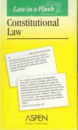 Law in a Flash Cards