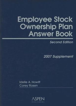 Employee Stock Ownership Plan Answer Book