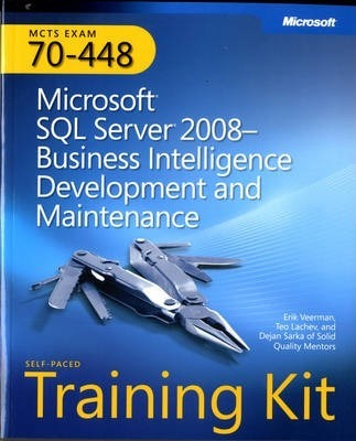 Microsoft (R) SQL Server (R) 2008Business Intelligence Development and Maintenance
