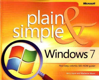 Windows 7 Plain and Simple