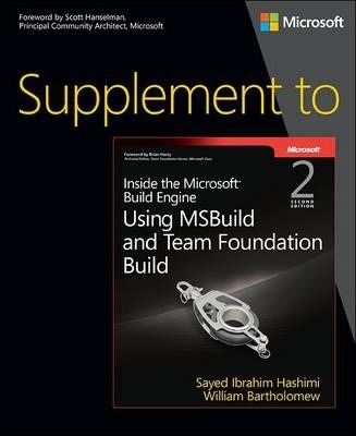 Supplement to Inside the Microsoft Build Engine