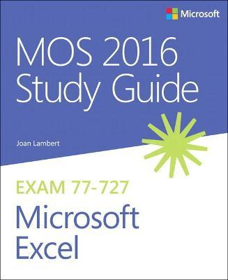 FREE< MOS 2016 Study Guide for Microsoft Excel download pdf