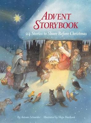 Advent Storybook : 24 Stories to Share Before Christmas