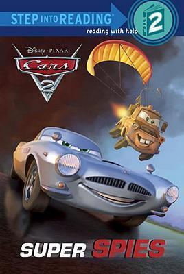 Cars 2: Super Spies