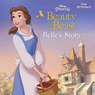 belle s story disney beauty and the beast melissa lagonegro